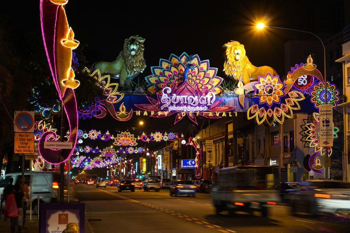 Deepawali in Malaysia