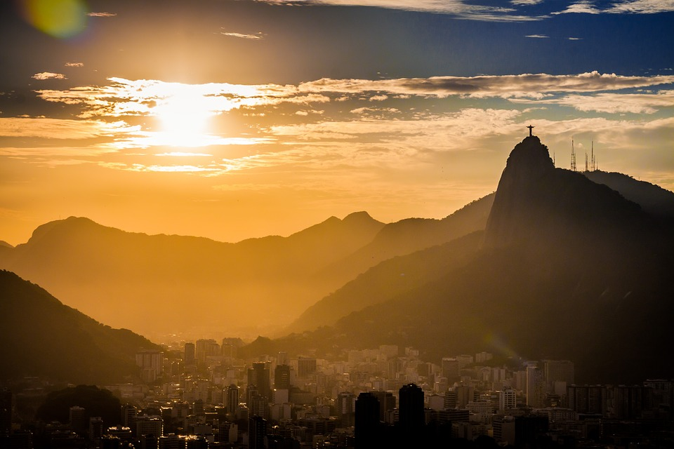 4* Copacobana Beach Hotel in Rio De Janeiro (Soccer Adventure)