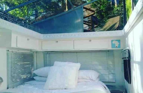 Unique Stays: Caravan Living Above the Canopy in Gillitts, KZN
