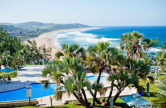 Summer Sun on the South Coast – The Blue Marlin Hotel, Scottsburgh