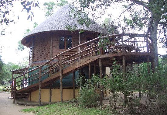 A Bush Break to Bolster Your Spirits – Bonamanzi Tree Houses