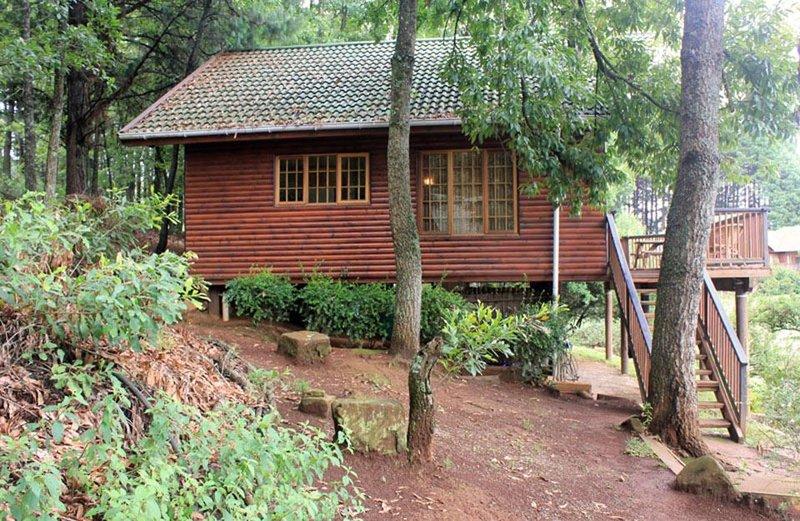 BrambleBerry Lakeside Cabin, Midlands KZN
