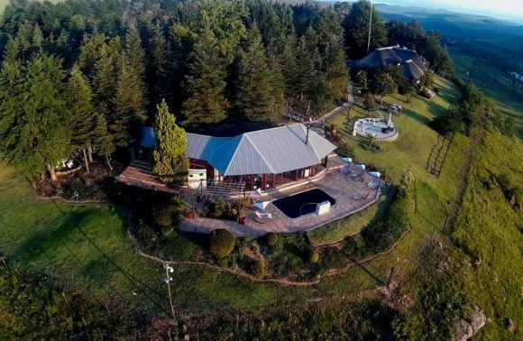 Romance Collection: Amazian Mountain River Lodge, Underberg, KwaZulu Natal